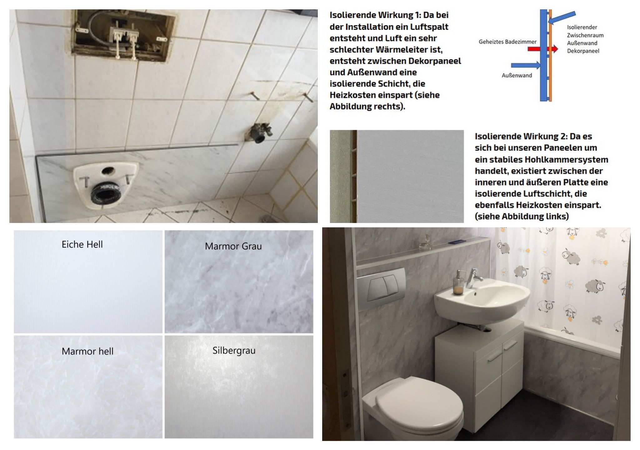 Bad Gestalten Und Gleichzeitig Etwas Geen Den Klimawandel Tun In 2020 Bad Wand Badgestaltung Wandpaneele