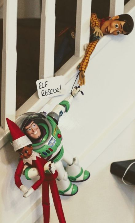 Toy Story Rescue