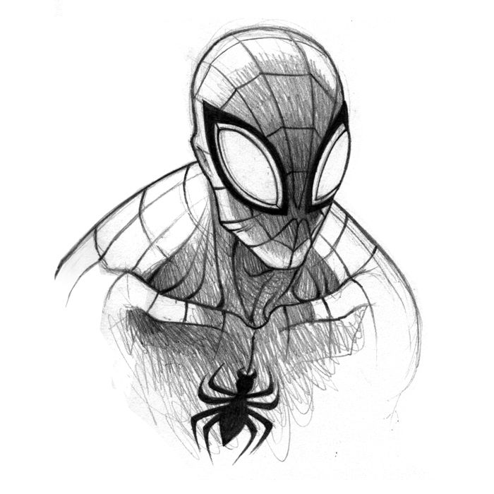 Superior Spider Man By Tradd Moore Spider Man Pinterest