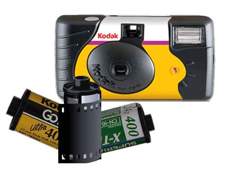 Get Your Film Developed Gopro Photography Kodak Disposable Camera Film Photography Tips