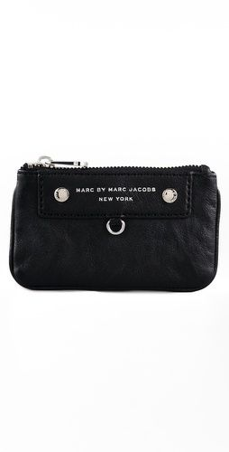 Marc by Marc Jacobs Preppy Leather Key Wallet | SHOPBOP