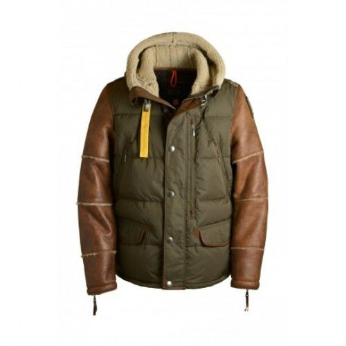 Parajumpers GAMBLE SPECIAL Herren Parka Army