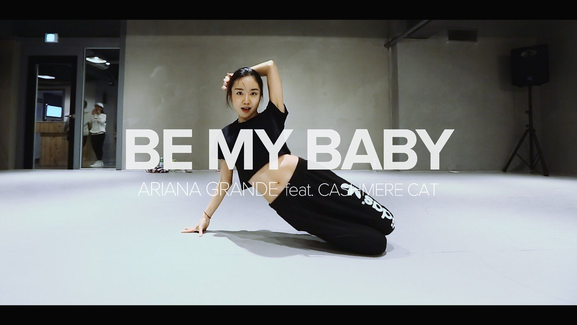 May J Lee Teaches Choreography To Be My Baby By Ariana Grande