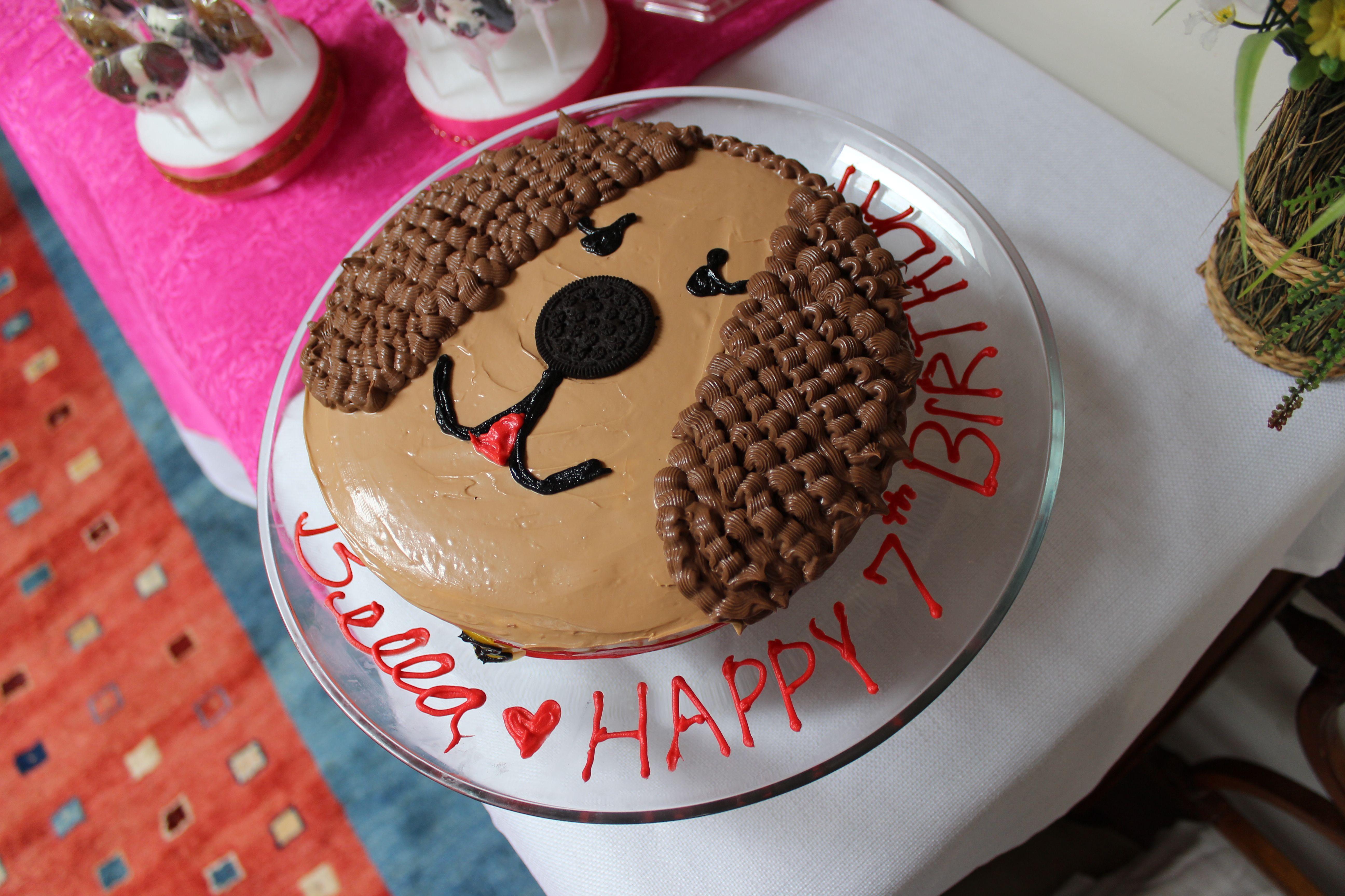 Puppy cake party ideas pinterest puppy cake cake and birthdays