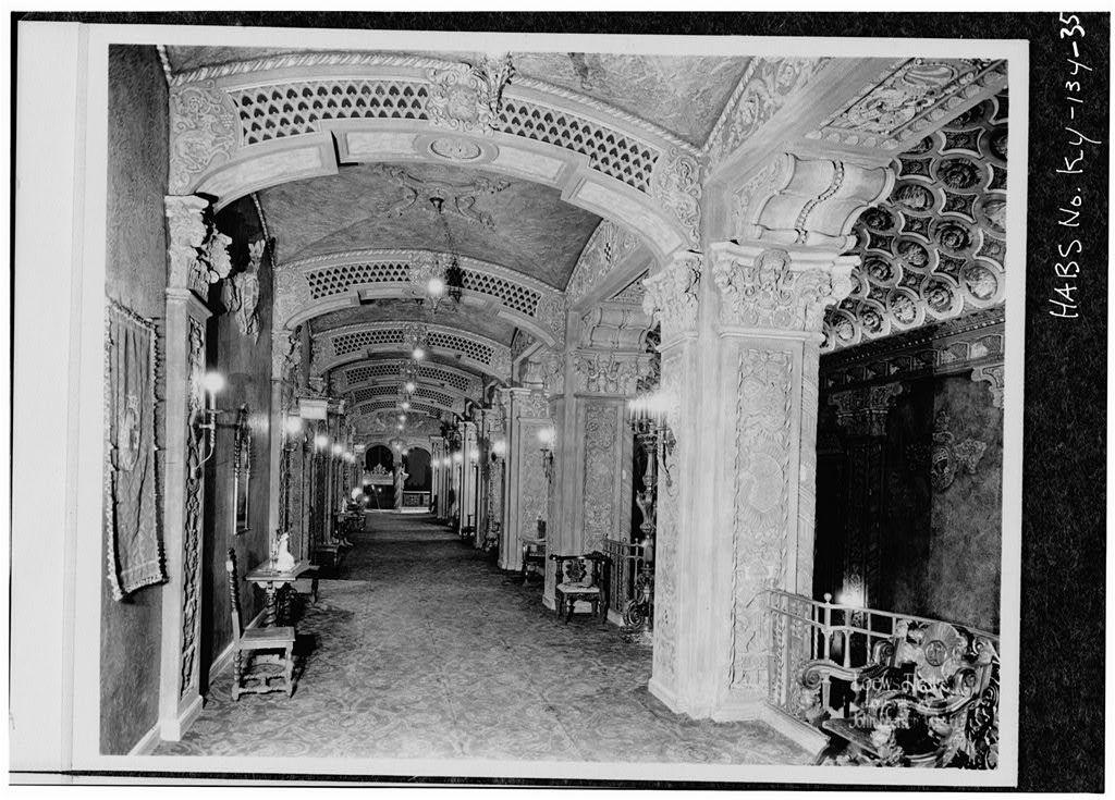 Mezzanine promenade loews theatre 625 south fourth