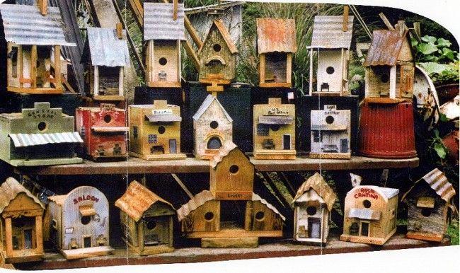 http://www.carolart.net/Bird Houses.htm
