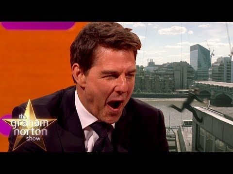 1 Tom Cruise Reacts To Slow Mo Footage Of How He Broke