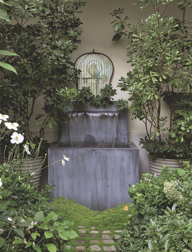 Zen Design Garden Door on door gym, door pergola, door art garden, door puzzle, door classic garden,
