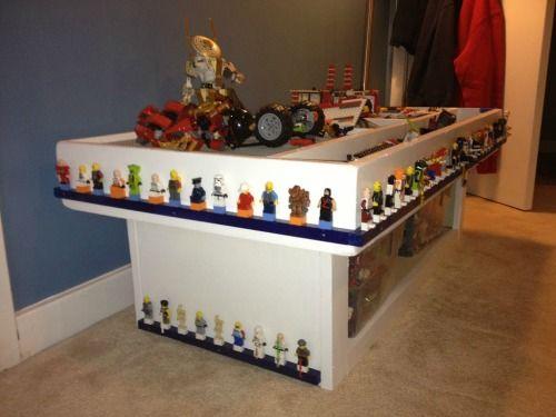 Awesome Lego Mini Figure Storage Ideas!