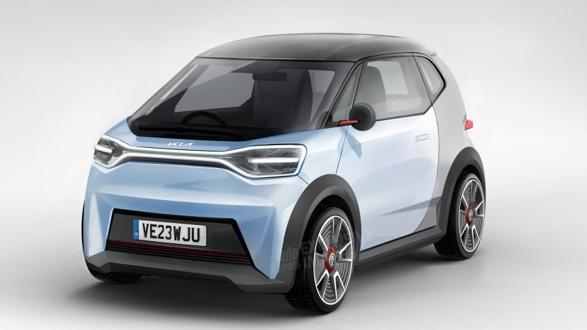 Pin by Bruce PartingtonPlans on Small electric cars in