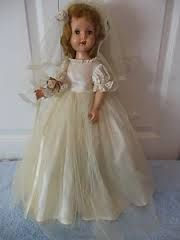 picturesofvintagebridaldolls - Google Search