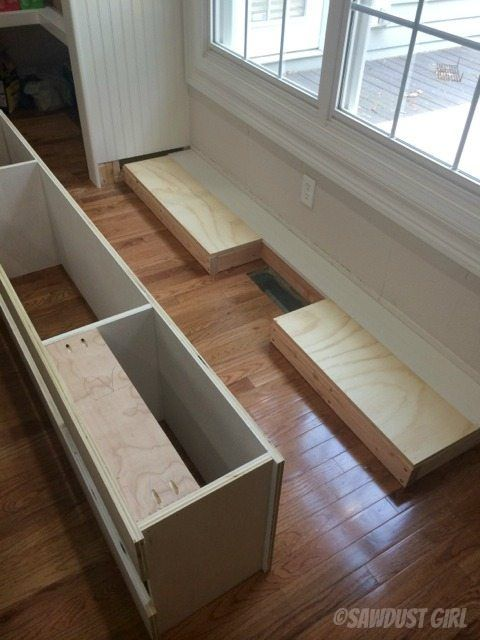 Best How To Install A Cabinet Base With A Floor Vent Floor 400 x 300