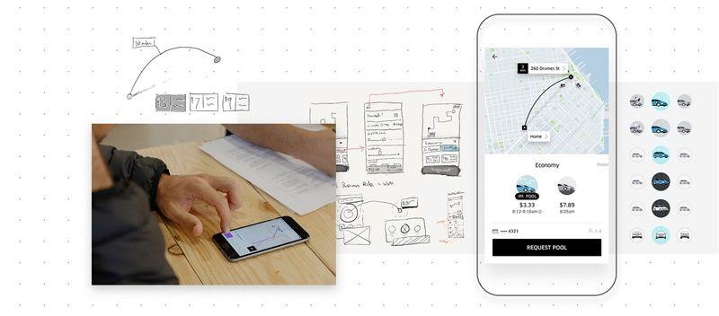 全新UBER APP改版背后的设计思考总结| 产品壹佰| app design | Pinterest