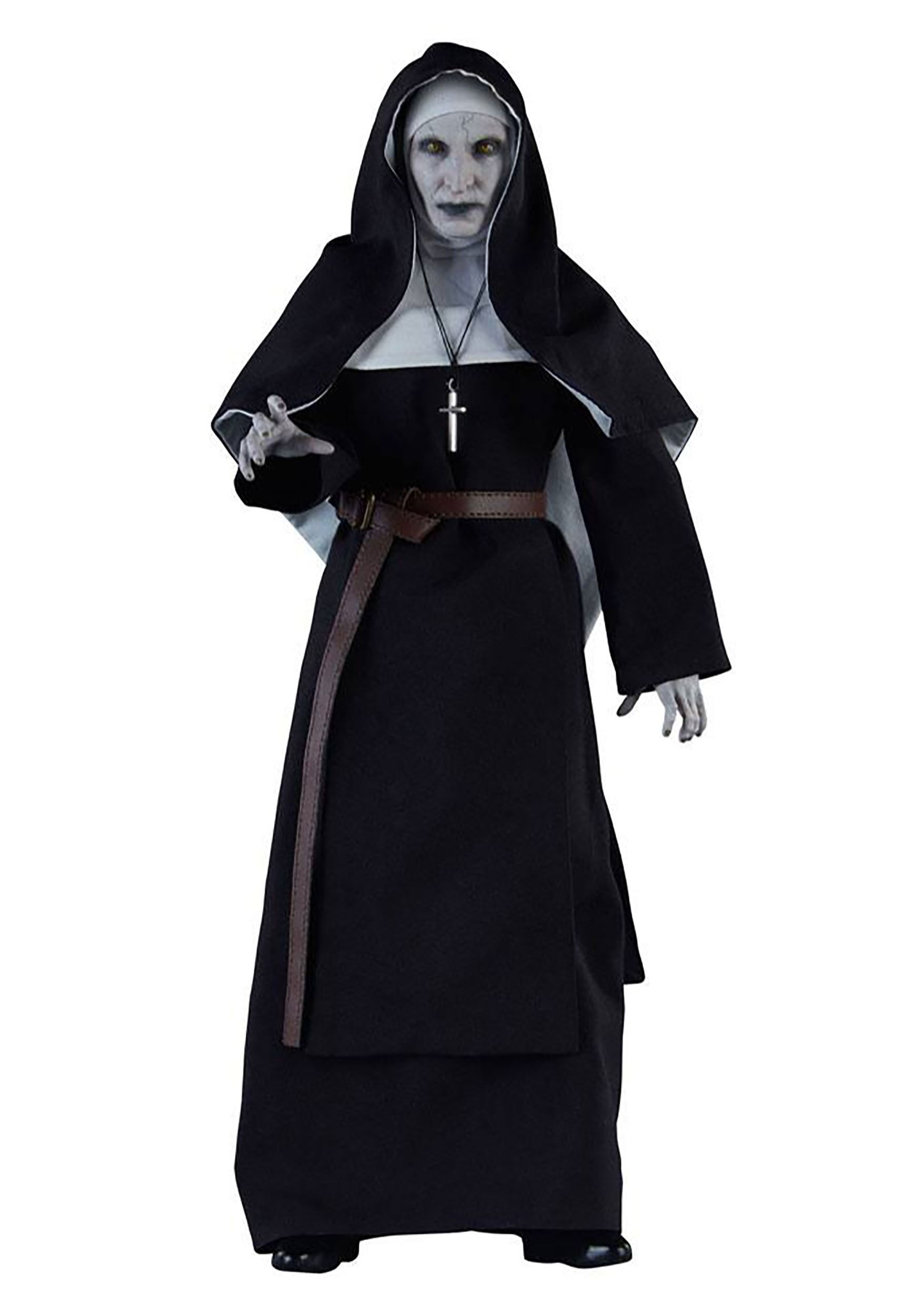The Nun Vs Halloween 2020 The Nun 1:6 Scale Articulated Figure   FOREVER HALLOWEEN in 2020