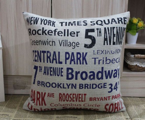 New York Times Suqre Broadway and Seventh Avenue by LilleHomeIdeas