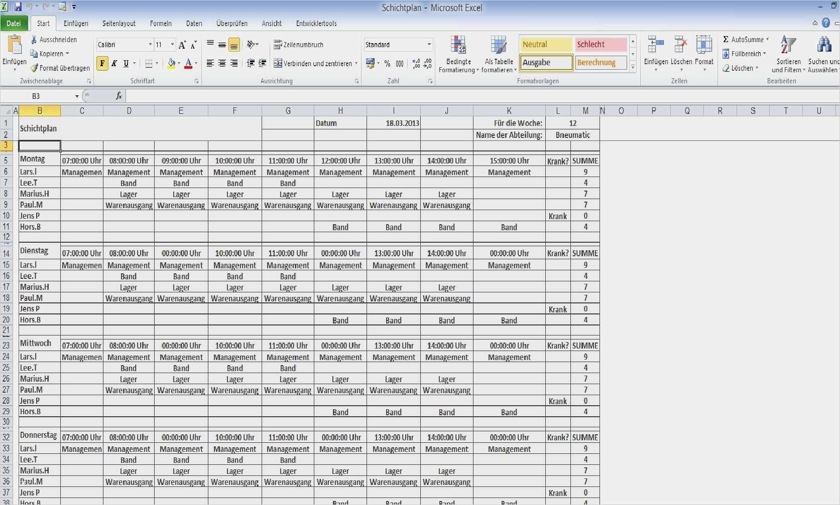 Excel Solver Beispiel 02 Produktionsplanung Youtube