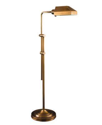 Lighting enterprises floor lamp pharmacy antique brass floor lamps macys