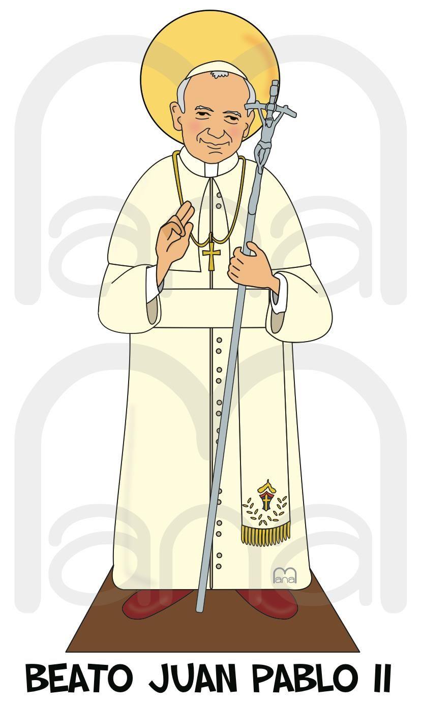 Archivo De Albumes Arte Catolico Papa Juan Pablo Ii Imagenes Religiosas