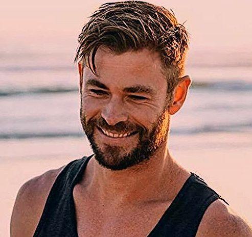 Photo of Chris Hemsworth Haircut | Thor Haircut | Men's Hairstyles & Haircuts 2019