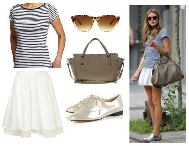 Looks For Less: Olivia Palermo :College Lifestyles