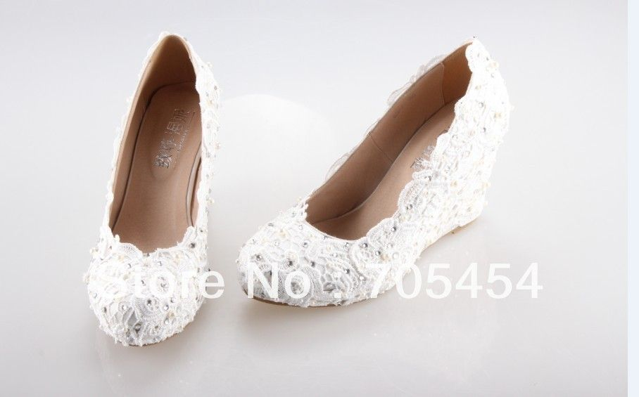 17 Best images about wedding shoes on Pinterest   Wedding flats ...