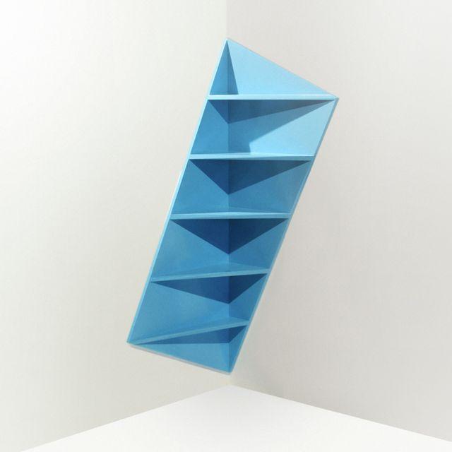 Trieta Corner Shelf by Marc Kandalaft                                                                                                                                                                                 More