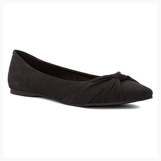 Womens Shoes Rocket Dog Jenelle Black Plush