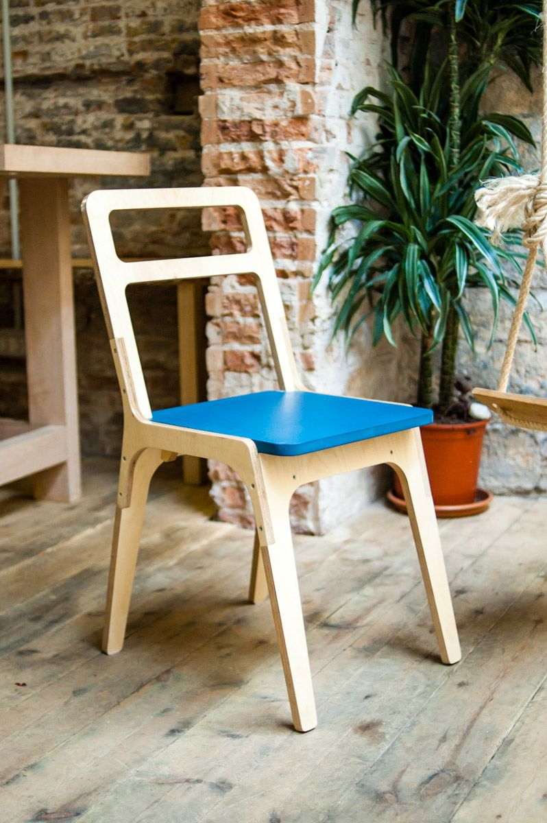 Diy plywood chair - Cnc Cut 18 Mm Thick Plywood Chair Needs Bolts For Mounting