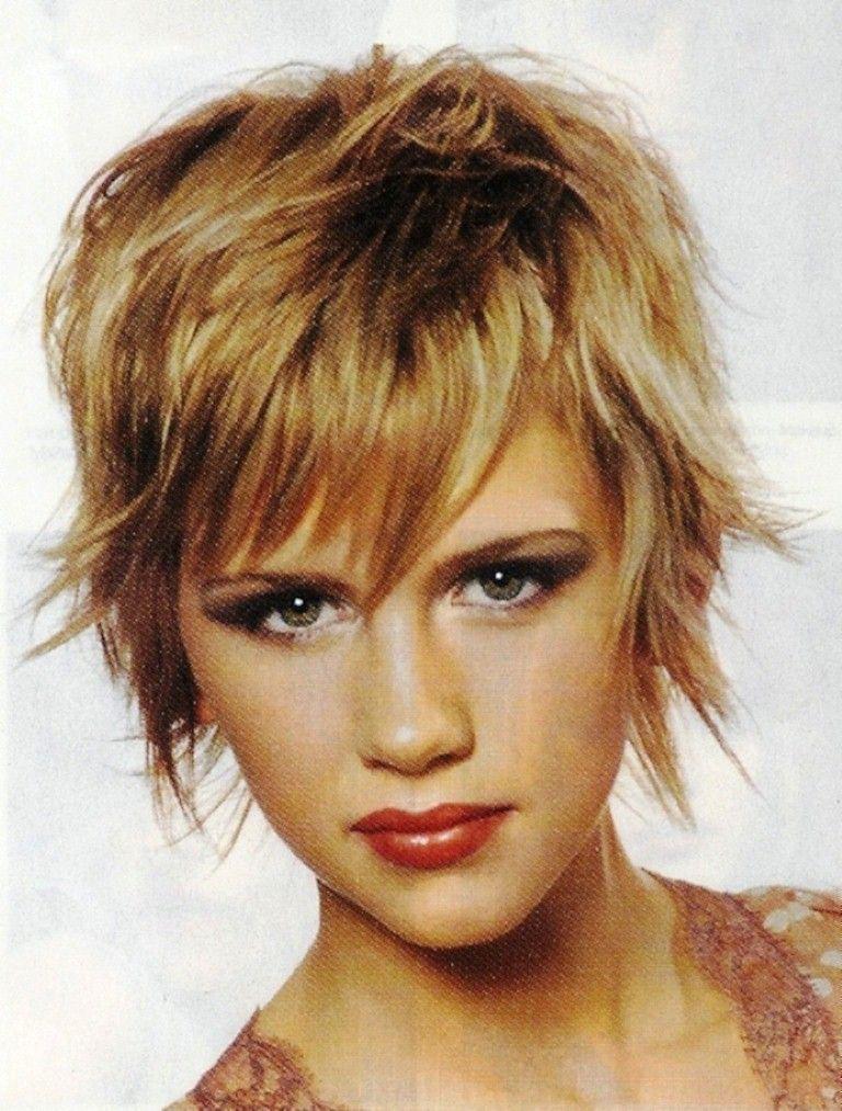 short textured bob hairstyles