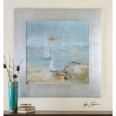 Watercolor Sail Time Art