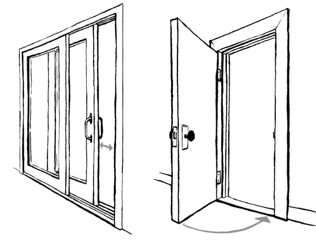 open door drawing white open door drawing perspective inspiration decorating 37992 design