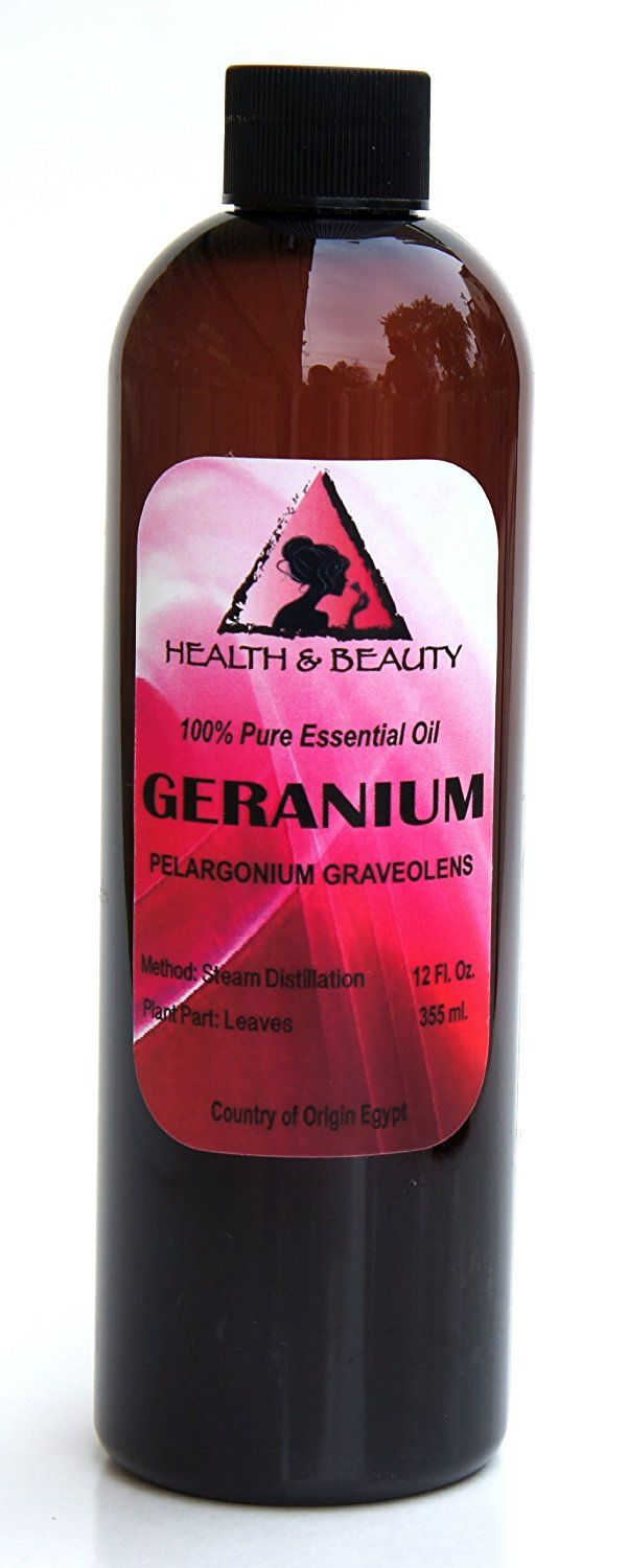 Geranium Essential Oil Aromatherapy 100 Pure 12 Oz See This Awesome Image Rose Essential Oil Rose Essential Oil Organic Oil Pure Oils