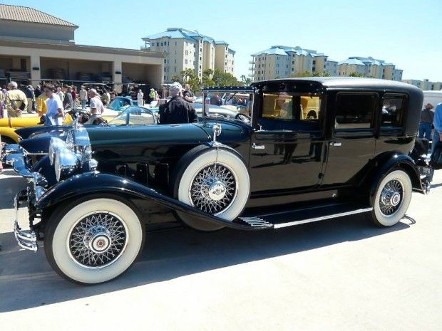 Image result for 1930 packard all weather town car