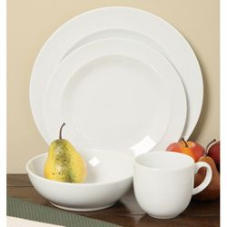 Denby White 16-piece Dinnerware Starter Set & Denby White 16-piece Dinnerware Starter Set | House - Kitchen/Pantry ...
