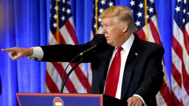 Five takeaways from Trump's combative press conference