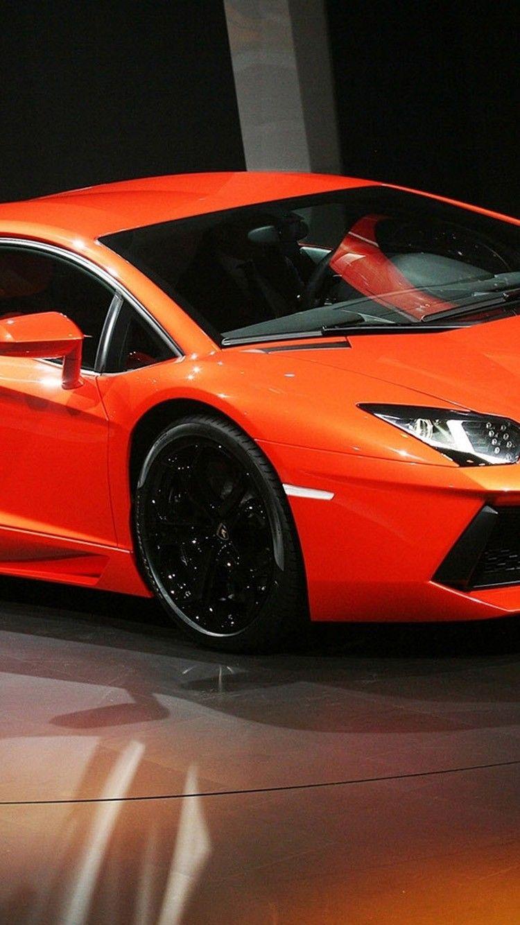 Orange Lamborghini Sports Car Iphone 6 Wallpapers Check More At Https Phonewallp Com Orange Lamborghi Car Iphone Wallpaper Android Wallpaper Iphone Wallpaper
