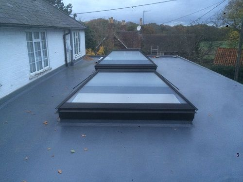 Rooflights In Ashford Kent Flat Roof Roof Window Windows