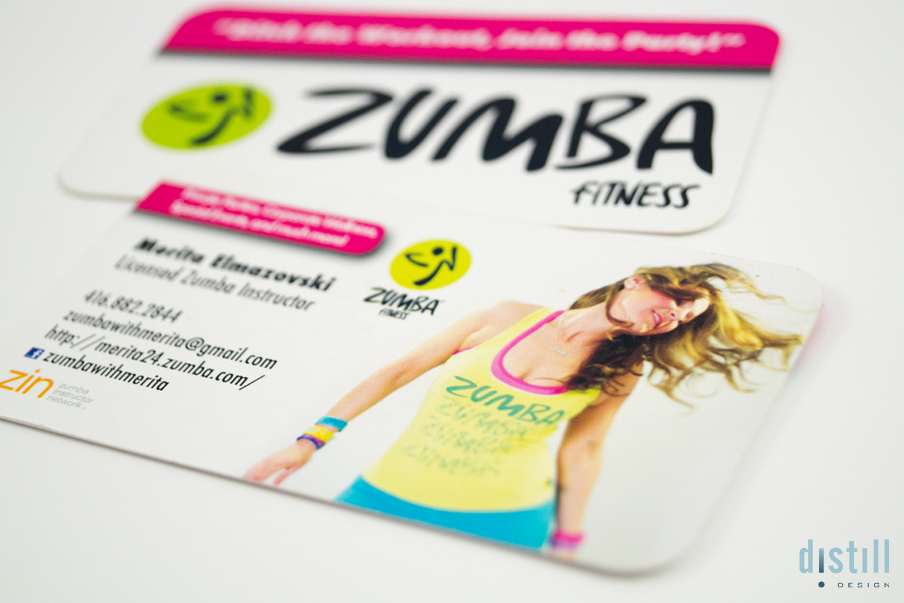 Business card for zumba instructor zumba pinterest zumba business card for zumba instructor reheart Choice Image