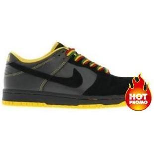 Mens Nike Dunk Low CL New Rasta