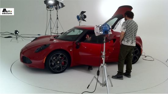 The new Alfa Romeo 4C is selling very well - AutoEdizione.com #Italy #cars #photo