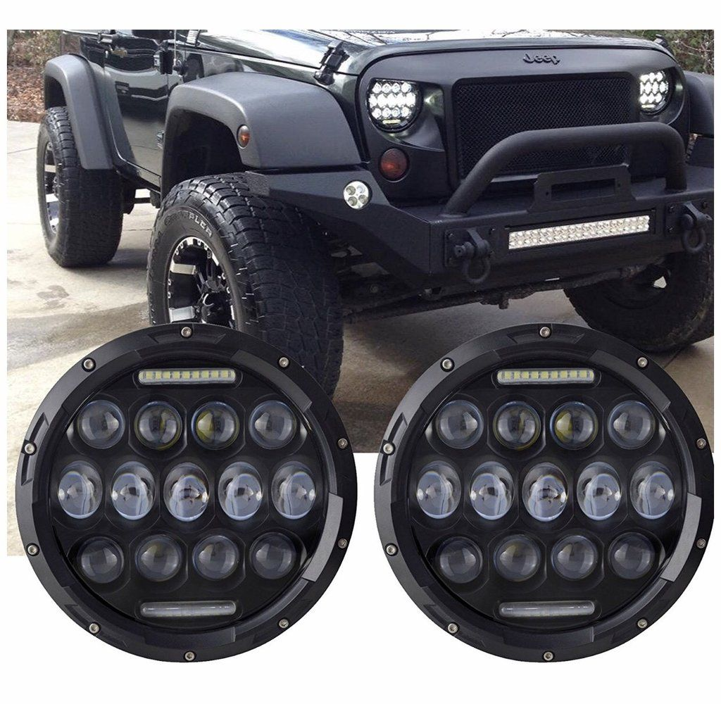 TITAN Offroad LED Headlights (19972018