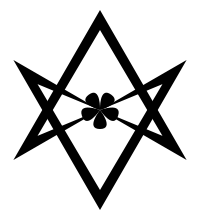 """SYMBOL OF THELEMA Law of Thelema as its central religious principle. This Law—expressed as """"Do what thou wilt shall be the whole of the Law"""" and """"Love is the law, love under will""""—was promulgated in 1904 with the writing of The Book of the Law.  Similar to many secret societies, O.T.O. membership is based on an initiatory system with a series of degree ceremonies that use ritual drama to establish fraternal bonds and impart spiritual and philosophical teachings."""