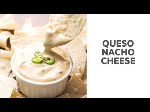 Whole30 + Dairy Free Queso Nacho Cheese - Tastes Lovely in ...