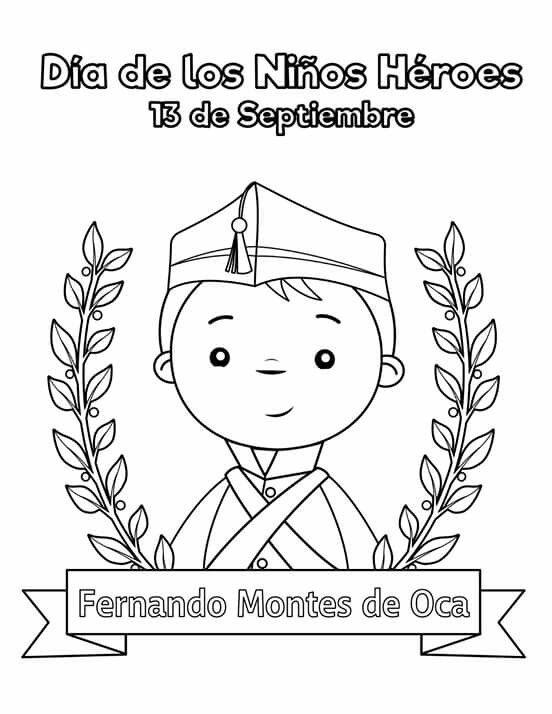 Pin De Eli Blue En Cuaderno Ninos Heroes De Chapultepec Los Ninos Heroes Septiembre Preescolar
