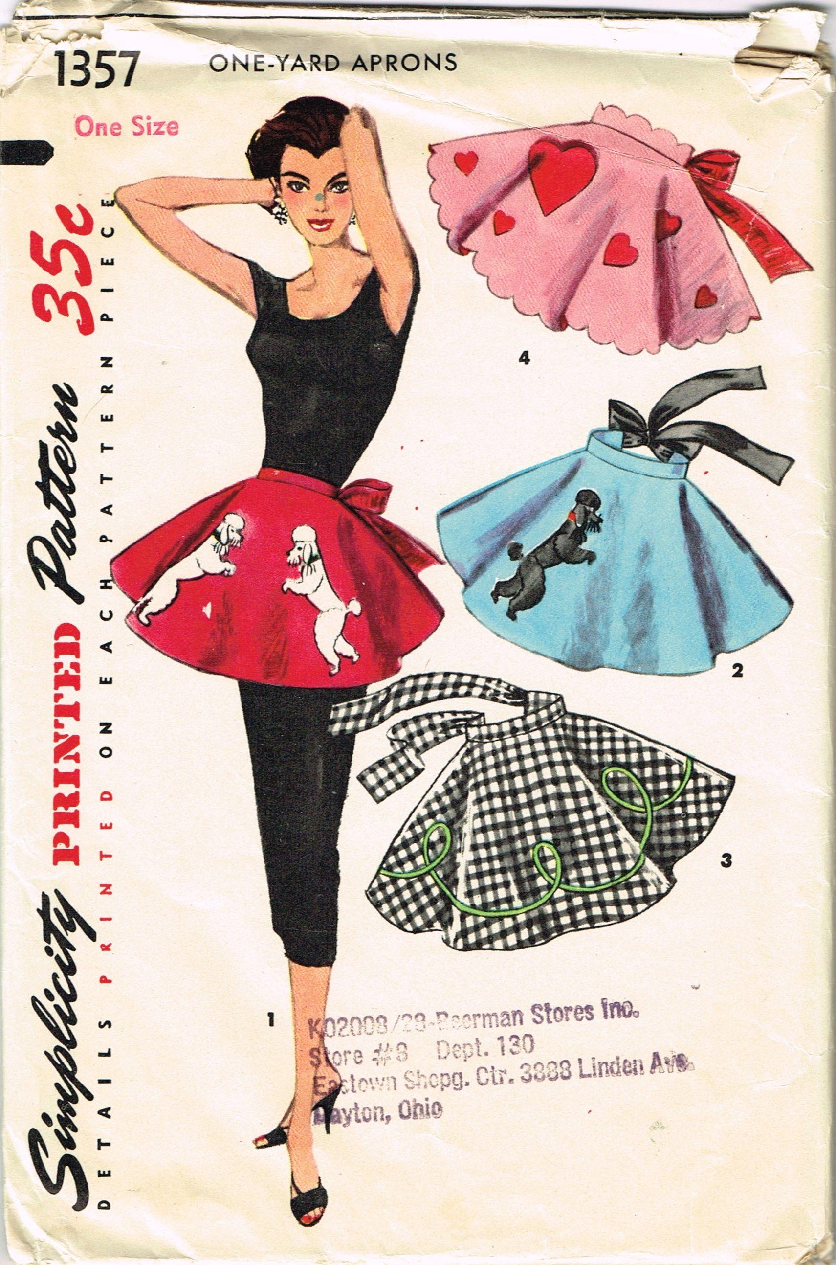 Pin von A S auf My Vintage Sewing Patterns | Pinterest
