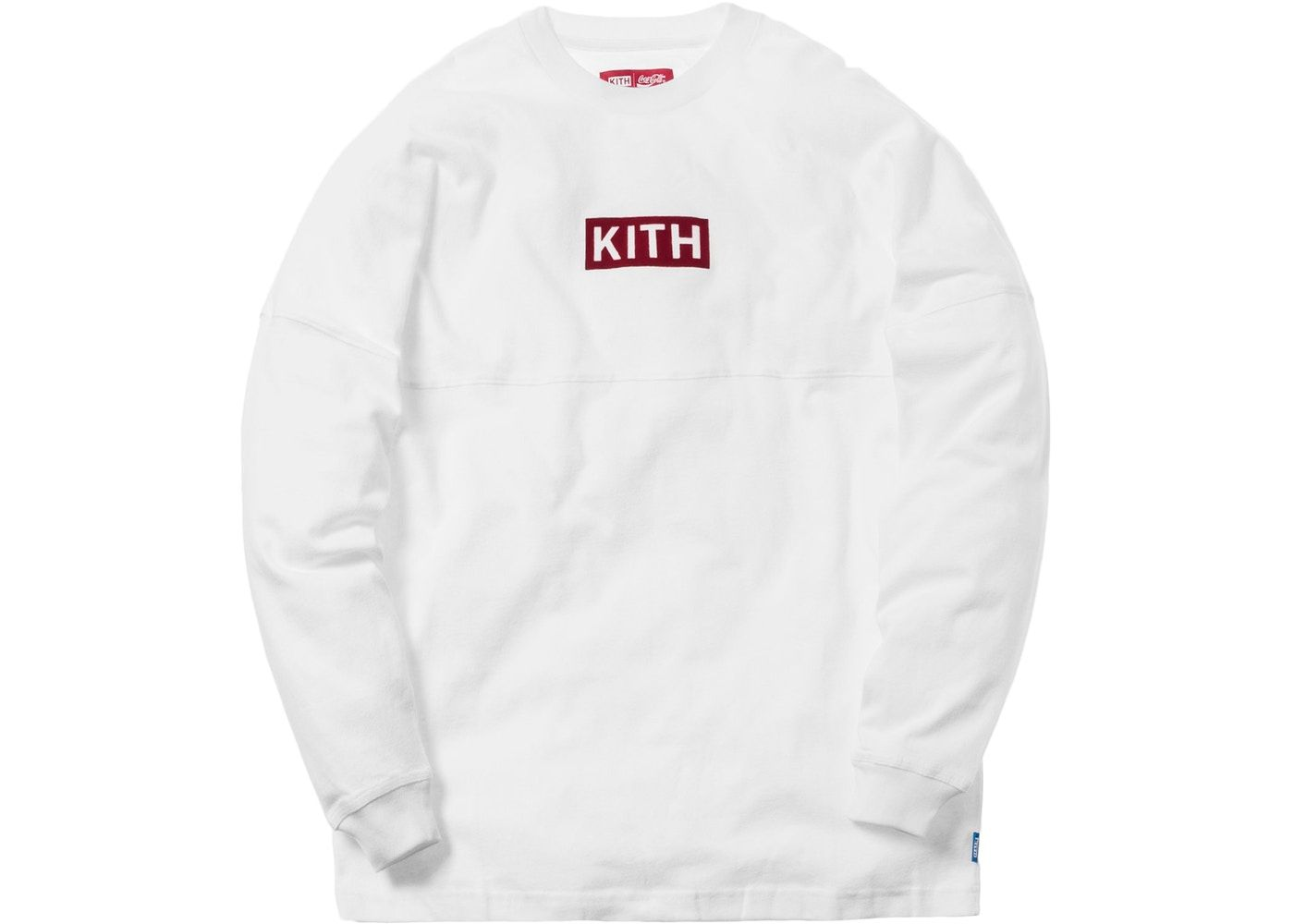 742a984a Kith x Coca-Cola Global L/S Tee White in 2019 | Gunning | Coca cola ...