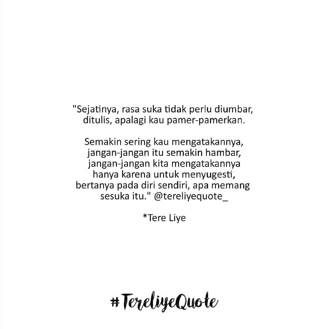 pin di tereliye quote
