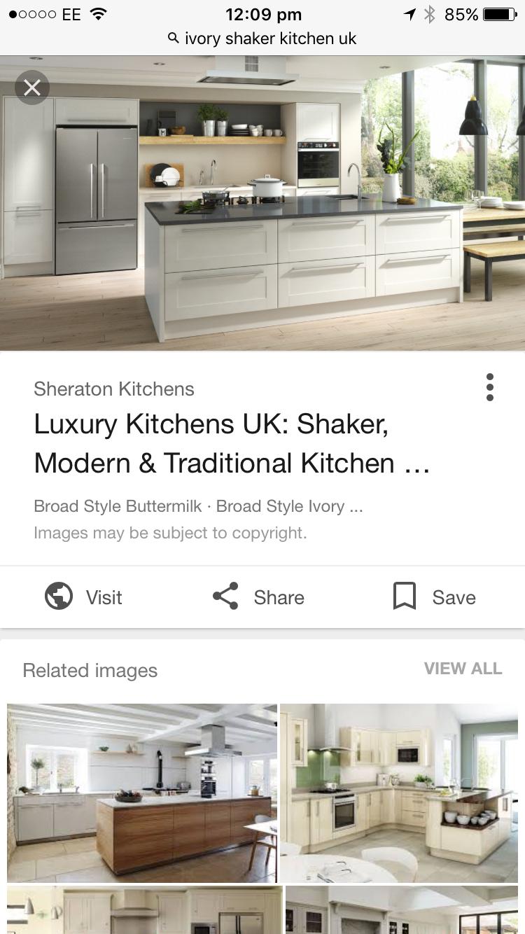 Pin by Jo on Extension ideas Luxury kitchens, Uk kitchen