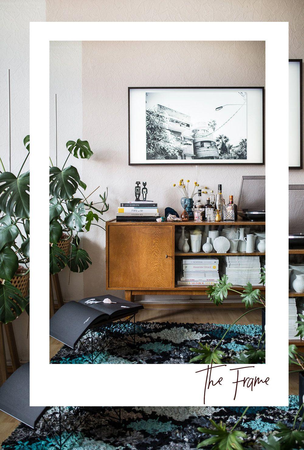 Alles im Rahmen! | Collage and Interiors