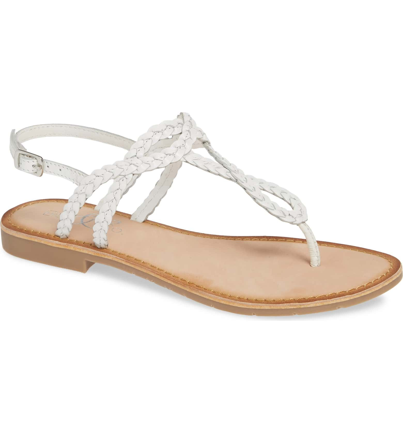 Bridal Shoes At Nordstrom: Bos. & Co. Gael Sandal (Women In 2019